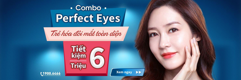 Xóa rãnh lệ - Trẻ hóa đôi mắt toàn diện