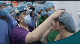 Bác sĩ nào cắt mí mắt đẹp nhất tại Việt Nam? Review từ Khách Hàng