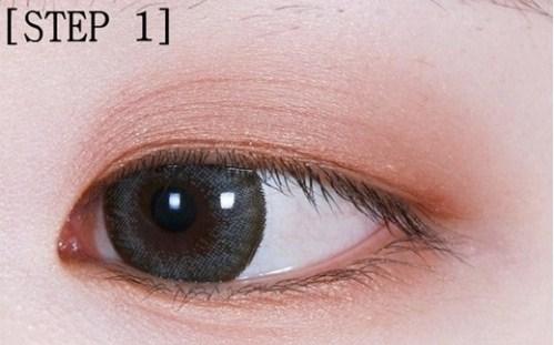 Mắt mèo - một trong những cách trang điểm mắt Hàn Quốc được yêu thích