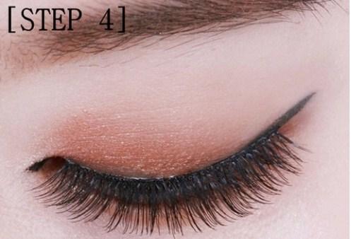 Đôi mắt sắc sảo hơn với cách trang điểm mắt hàn Quốc