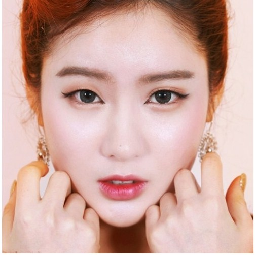 Kết quả trang điểm mắt Hàn Quốc đầy sức mê hoặc