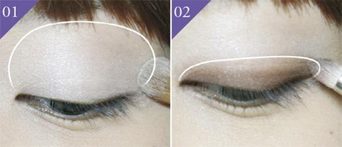 Cách trang điểm mắt mèo với kiểu kẻ gel đầy ấn tượng