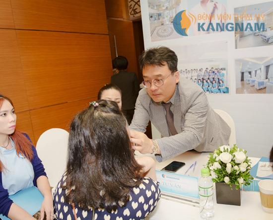 Nâng mí mắt bao nhiêu tiền tại Bệnh viện thẩm mỹ Kangnam? 17