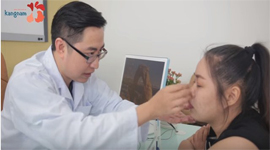 Chữa sụp mí mắt có đau không? Giải đáp từ Chuyên Gia thẩm mỹ mắt