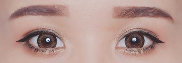 mắt xếch là mắt như thế nào