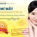 """BIG SALE 30%: Cắt mí mắt Kangnam's Eyelid – """"Bí mật"""" mắt không tuổi tác"""