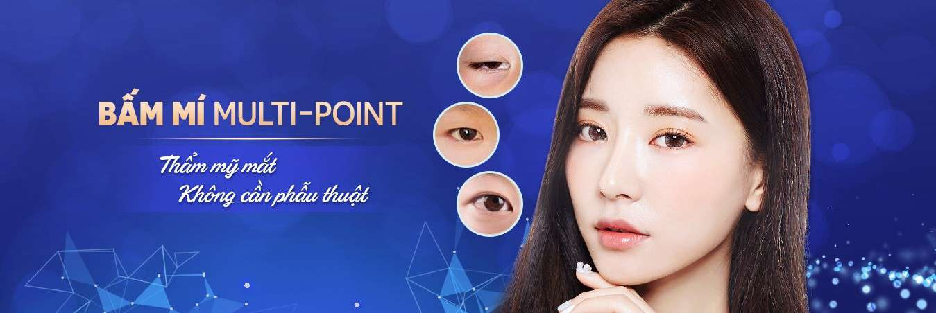 Bấm mí multi point tai kangnam