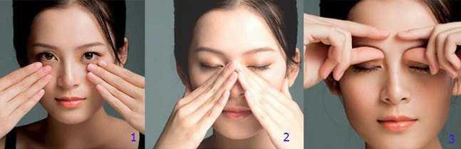 Cách chữa sụp mí mắt 6