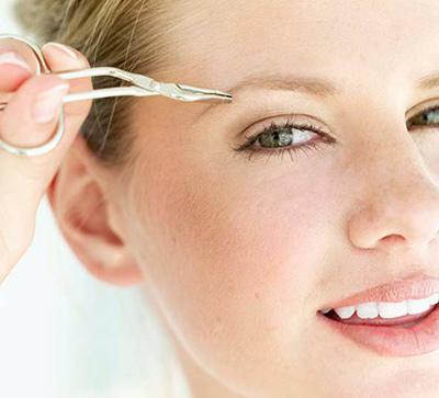 Cách làm mắt to tròn tự nhiên nhờ cạo, tỉa lông mày phù hợp với gương mặt 8