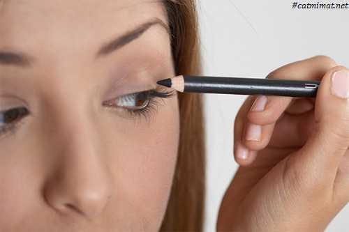 cách vẽ mắt bằng chì