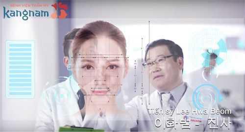 Chuyên khoa thẩm mỹ mắt 1