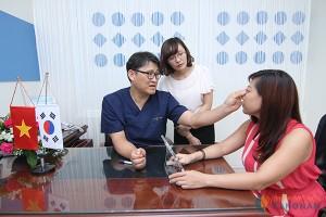 Kangnam thẩm mỹ cắt mí mắt có bảo hành không? 3