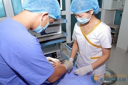cắt mắt đẹp tại Hà Nội